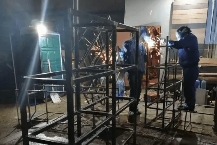 Производство лофт РЕМПРОСТРОЙ фото