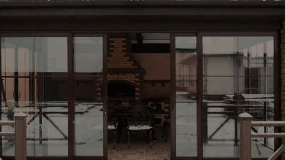 Беседка с барбекю Ремпрострой фото