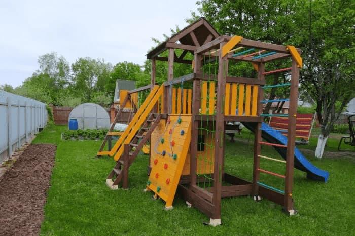 Детская площадка РЕМПРОСТРОЙ фото