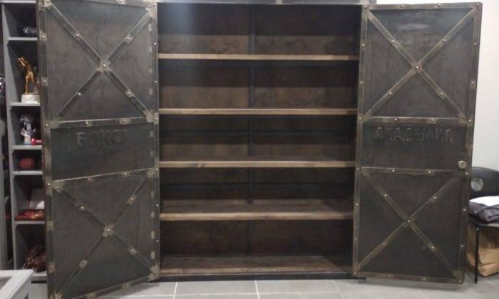 Мебель для Академии бокса Флойда Мэйвезера
