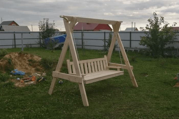 Садовая мебель лофт РЕМПРОСТРОЙ фото