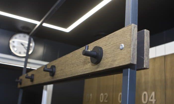 Мебель для фитнес-студии Берег