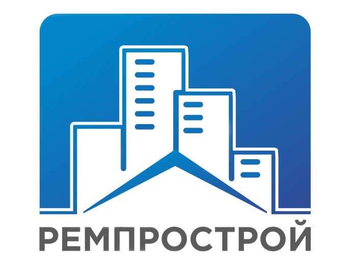 Логотип РЕМПРОСТРОЙ