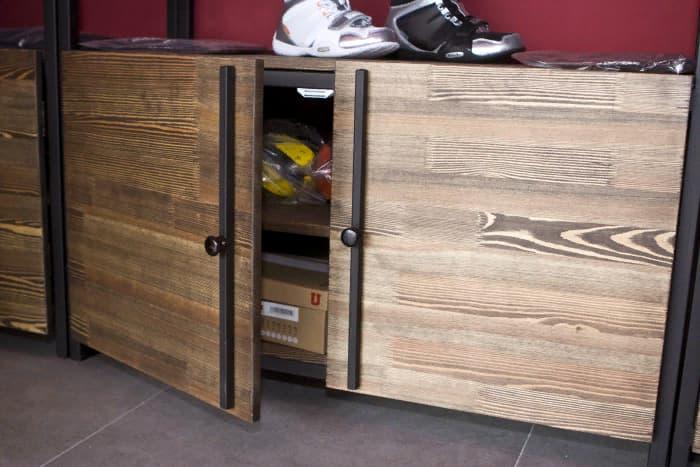 Мебель лоф на заказ РЕМПРОСТРОЙ фото