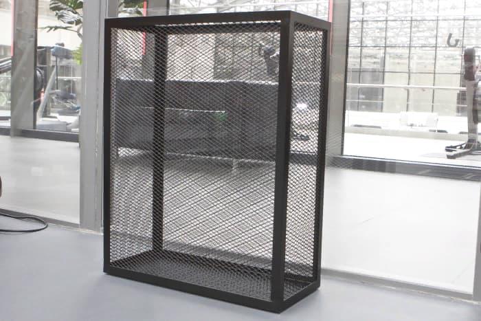 Ящик металл лофт Ремпрострой фото