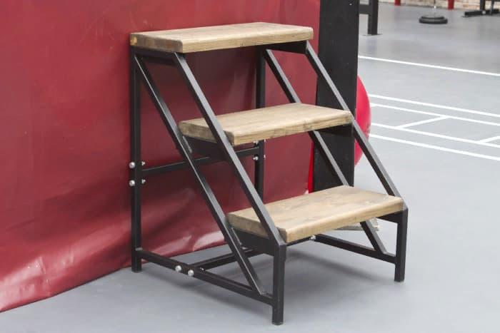 Лестница маленькая лофт Ремпрострой фото