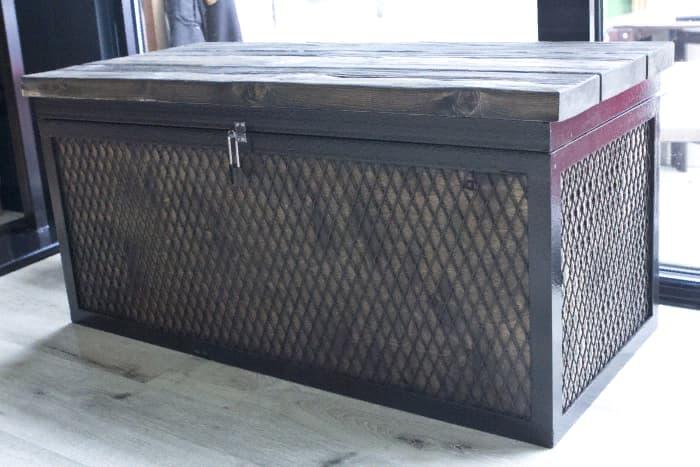 Ящик  лофт ML007