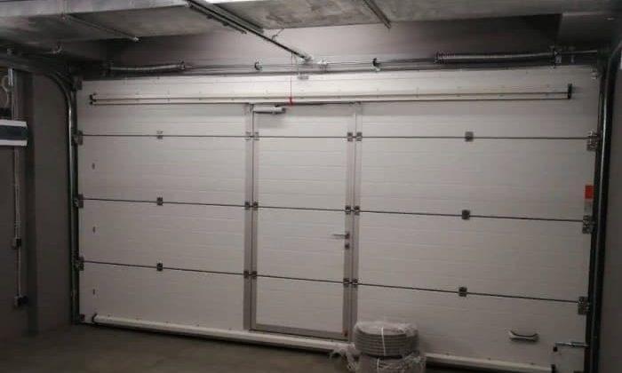 Подземный гараж